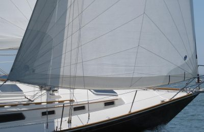 how to trim a genoa
