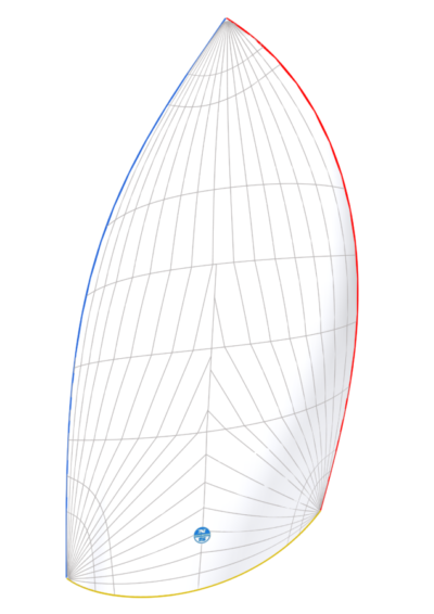 racing-asymmetric-spinnaker-Heavy-Air-Runner