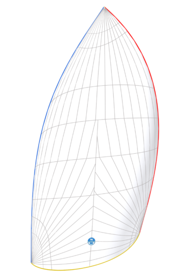 racing-asymmetric-spinnaker-Light-Air-Runner
