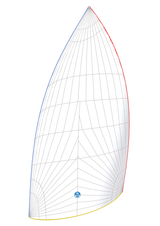 racing-asymmetric-spinnaker