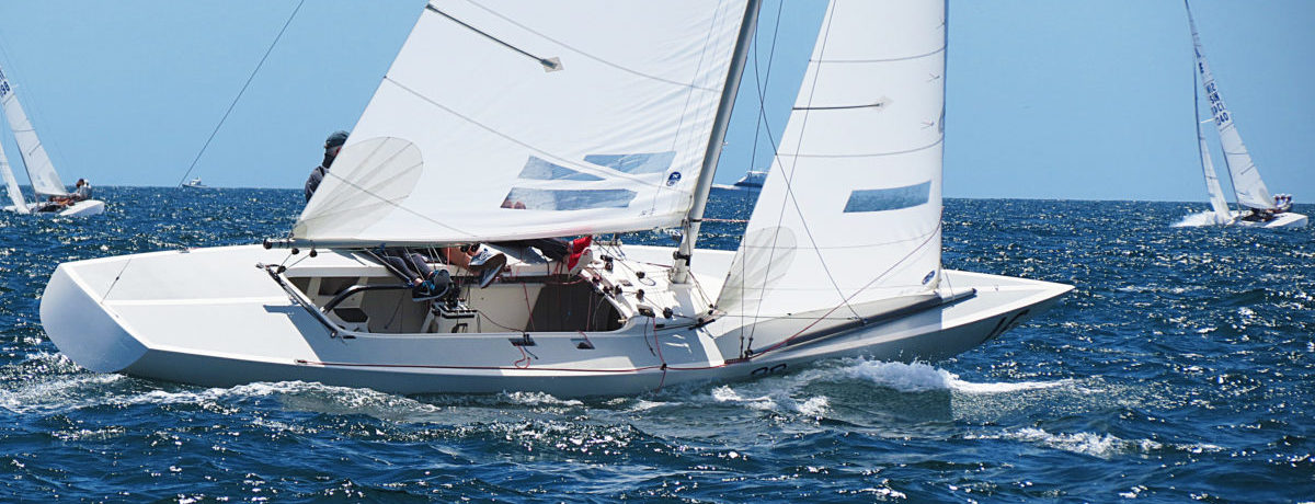 Etchells - World Championship Designed Sails | North Sails