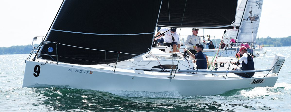 North Sails class header photo