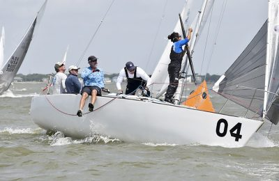 J/24 North Americans: Wrapping Up A Great Weekend in Texas thumbnail