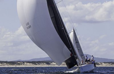Sail Port Stephens & NSW IRC Austrailia thumbnail