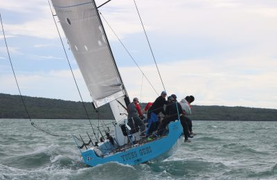 Young Guns at the Jack Tar Auckland Regatta thumbnail