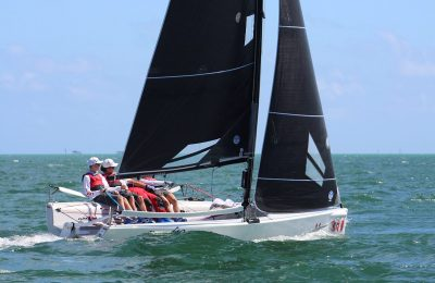 North Sails 3Di™ Technology Debuts in Small Boat One Design thumbnail