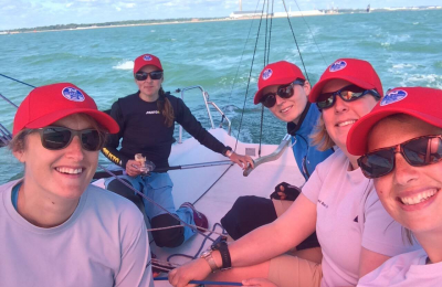 Dubarry Women's Keelboat Championships thumbnail