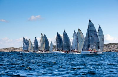 Melges 24 European Series Act #3 thumbnail