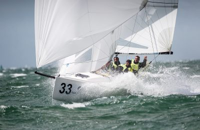 Claudia Rossi's Petite Terrible Wins J/70 Europeans thumbnail