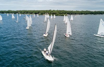 Paul Reilly Dominates the C Scow Nationals thumbnail
