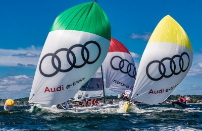 J/70 German Sailing Series Act 3 thumbnail