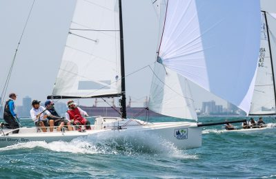 SoCal Sailing at Long Beach Race Week thumbnail