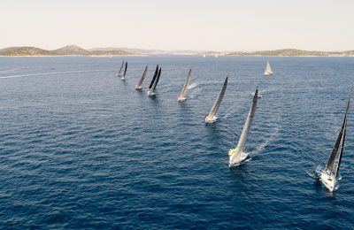 North-Powered Torpyone wins the Melges 32 Europeans thumbnail