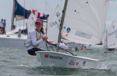 North Sails Powers 2017 Optimist World Championship Win in Thailand thumbnail