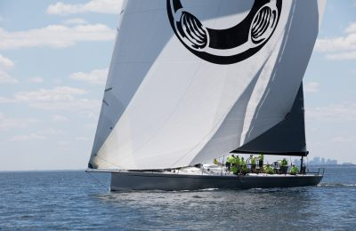 Prospector Sets New Record in Marblehead to Halifax Race thumbnail