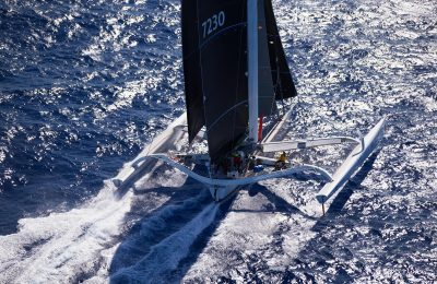Mighty Merloe Sets Transpac Multihull Course Record thumbnail
