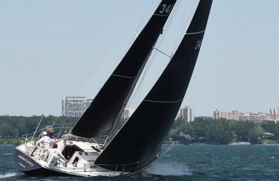 C&C38 Renaissance Upgrades to North Sails 3Di thumbnail