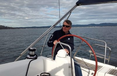"North Sails welcomes Ian ""Biggles"" Johnson thumbnail"