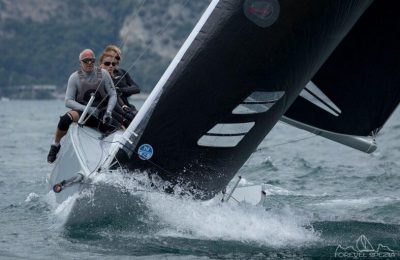 Esse 850 European Cup – nur North Sails auf dem Podest !! thumbnail