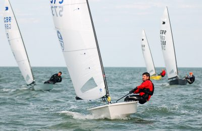 Luke Gower Wins OK Dinghy UK National Championship thumbnail