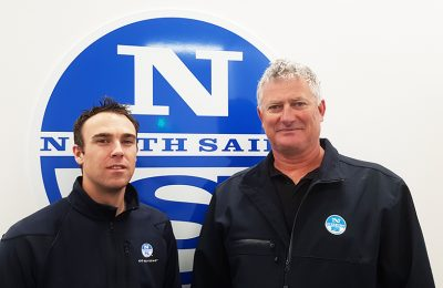 New Staff at North Sails New Zealand thumbnail