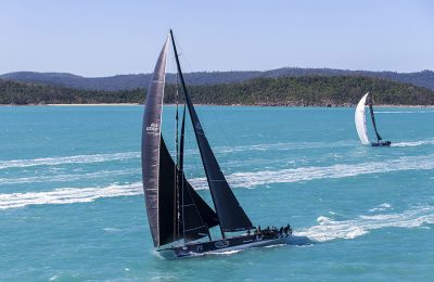 Land Rover Sydney Gold Coast Yacht Race thumbnail