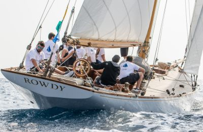 Classic Yacht Rowdy Wraps a successful 2017 thumbnail