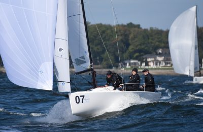 New J-6 Jib Shines at the 2017 J/70 North Americans thumbnail