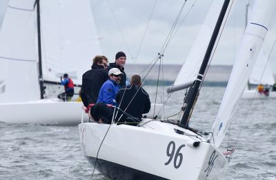 J/70 US Winter Series Opener: Big Breeze Tips thumbnail