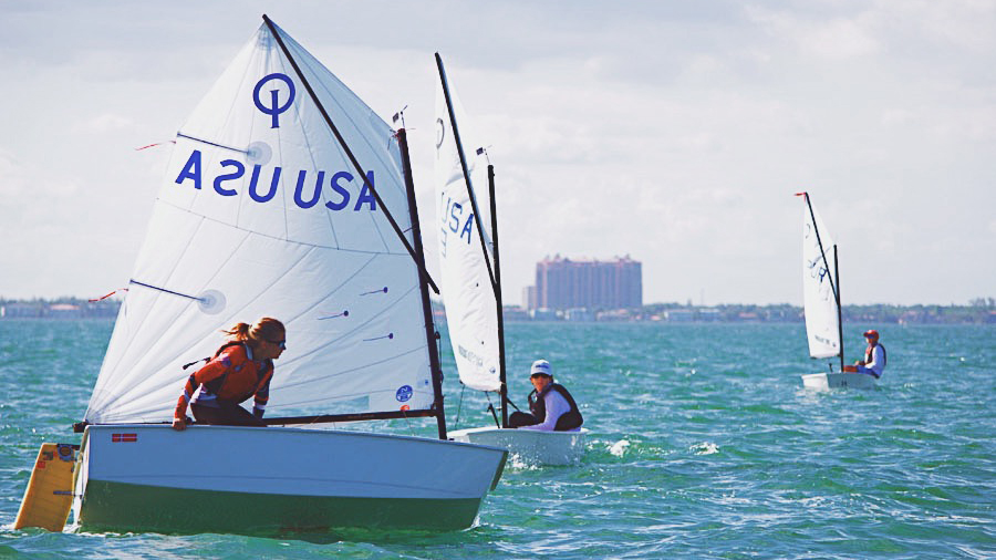Optimist Dinghy Speed Guide | North Sails