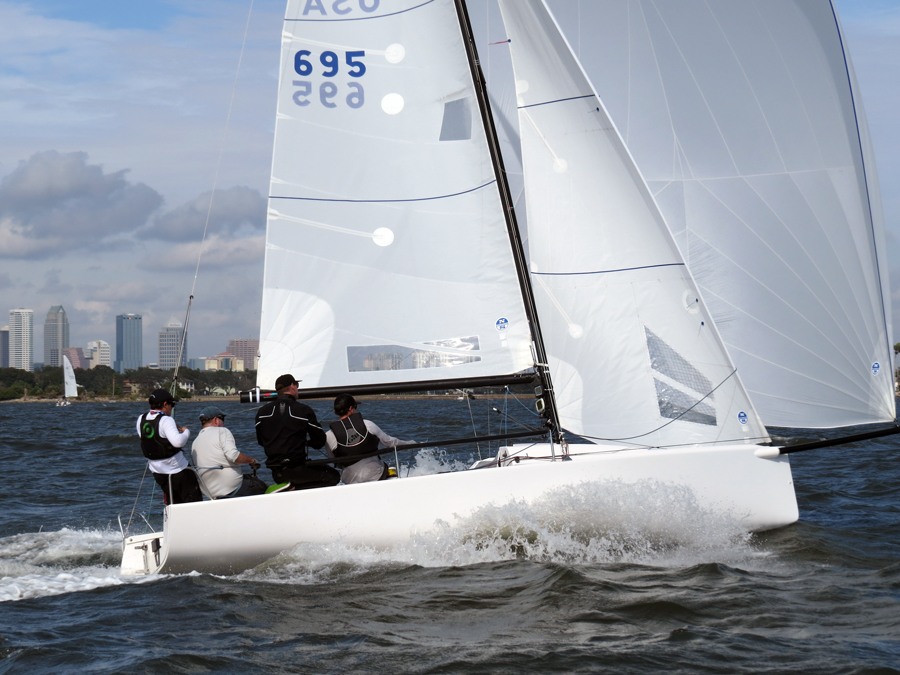 J/70 Speed Guide | North Sails