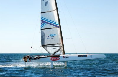 North Sails Introduces New Decksweeper 2 Mainsail for the A-Class thumbnail