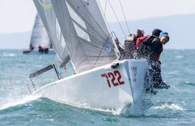 Melges 24 European Sailing Series, Altea brilla a Punta Ala thumbnail