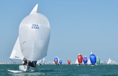 J/24 Midwinters: Bogus Sails To Win thumbnail