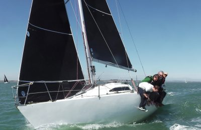 North Sails Team Out Amongst the Action thumbnail