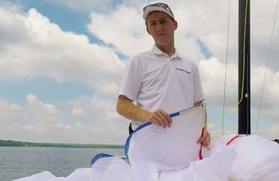 Video: How to Rig the E Scow Spinnaker thumbnail