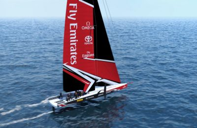 Bringing Powerful Tools and Experience to the 36th America's Cup thumbnail