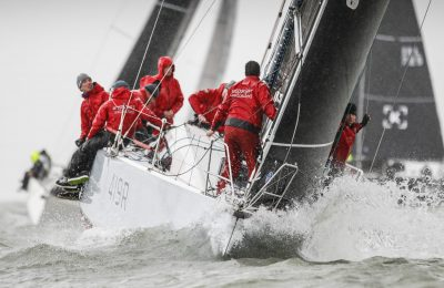 North Sails Coaching at the RORC Easter Challenge thumbnail