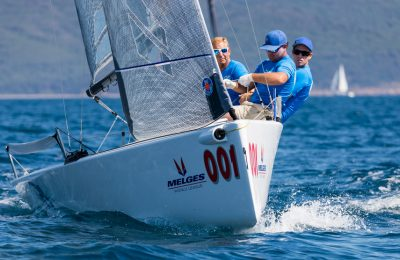 Melges 20 World League, Scarlino thumbnail