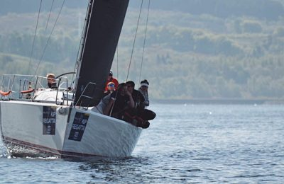 North Sails Ireland Success in ISORA and RC35's in Scotland thumbnail