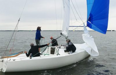 Road to the J/22 Worlds: What We Learned at the Annapolis NOOD thumbnail