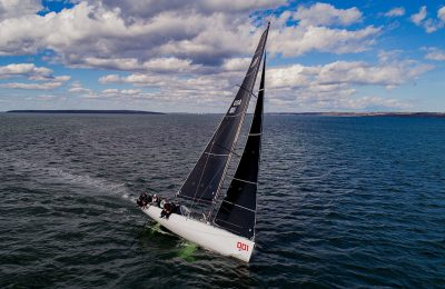 Test Driving the IC37 by Melges thumbnail