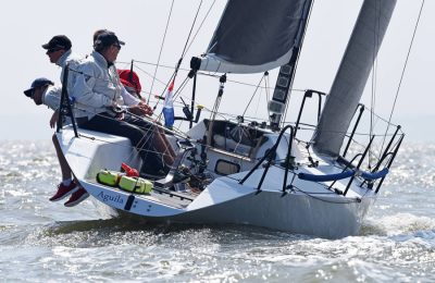 Champagne Sailing at the Vice Admiral's Cup thumbnail