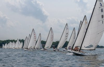 Peter Keck Wins the C Scow Nationals thumbnail