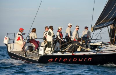 Afterburn Wins 300NM With North Sails 3Di thumbnail
