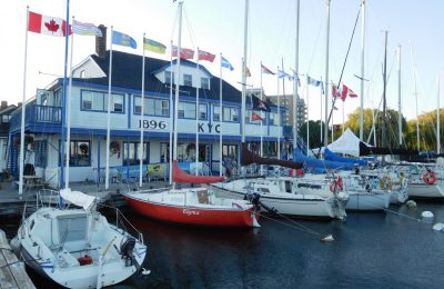 Customer Spotlight: Kingston Yacht Club thumbnail