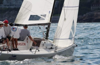 Tim Healy Wins J/70 Ted Hood Regatta in Marblehead thumbnail