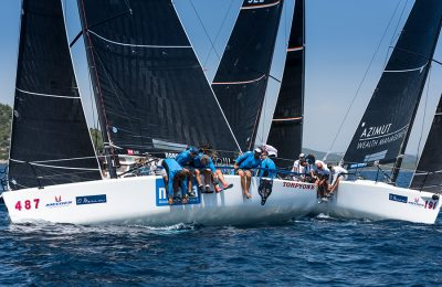 North Sails 3Di RAW – la vela de carreras thumbnail