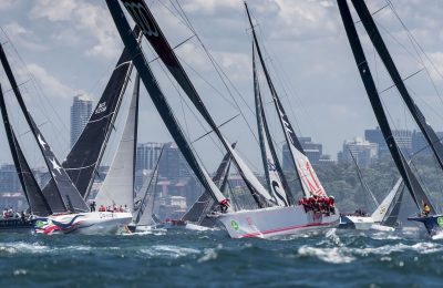 Navigating The Rolex Sydney-Hobart thumbnail