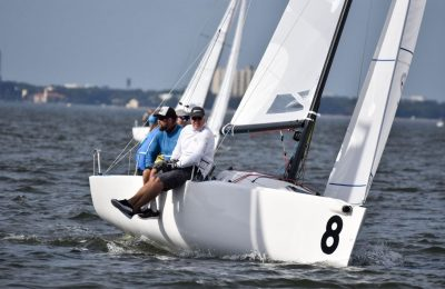 Davis Island J/70 Winter Series Opener thumbnail